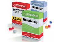 Qual a diferença entre medicamentos Genérico, Similar e de Referência?