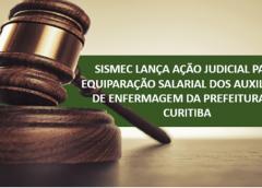 SISMEC ABRE DEFESA EM PROL DOS AUXILIARES DE ENFERMAGEM DO MUNICÍPIO