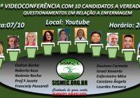 O Sindicato dos Servidores Municipais de Enfermagem de Curitiba – SISMEC, viabiliza conversa por videoconferência com  candidatos a vereadores de Curitiba.