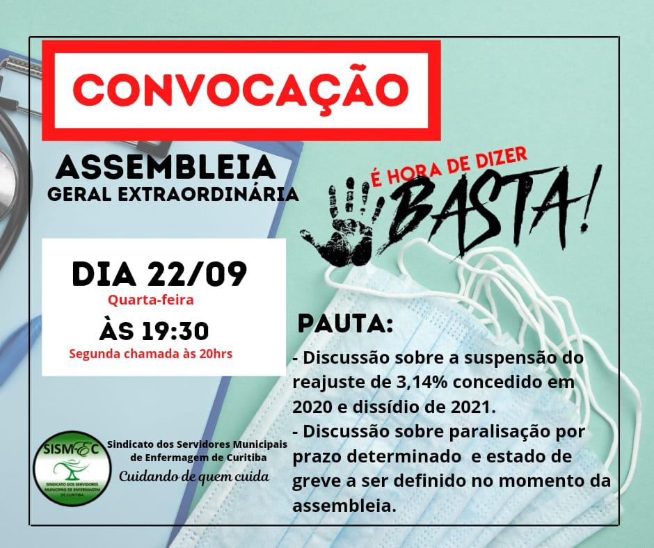 EDITAL DE CONVOCAÇÃO DA ASSEMBLEIA GERAL EXTRAORDINARIA